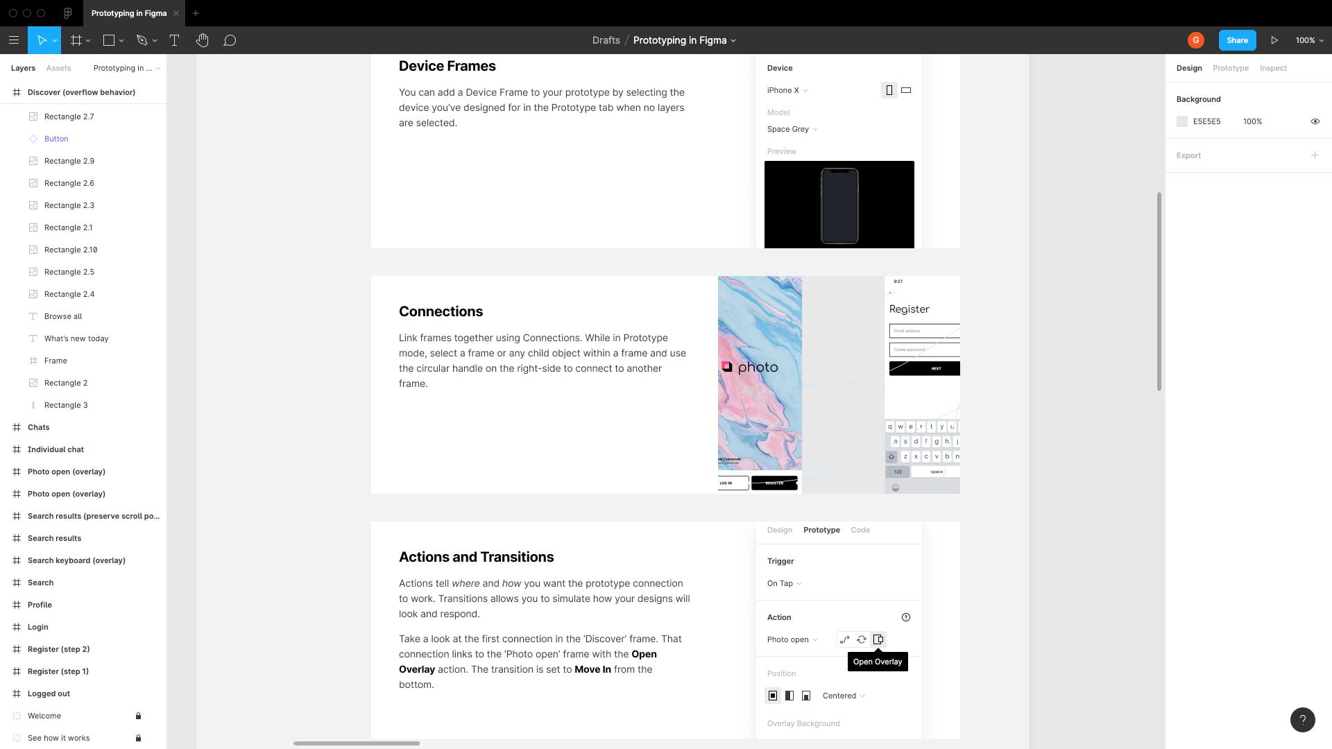 User Experience Design Prototyping